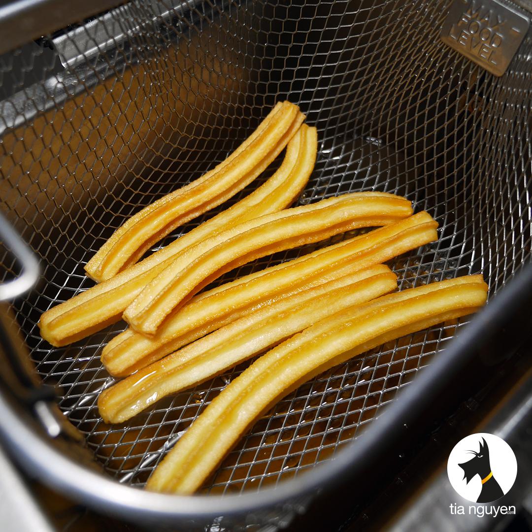 Churros cook expert magimix - Comment degraisser une friteuse ...