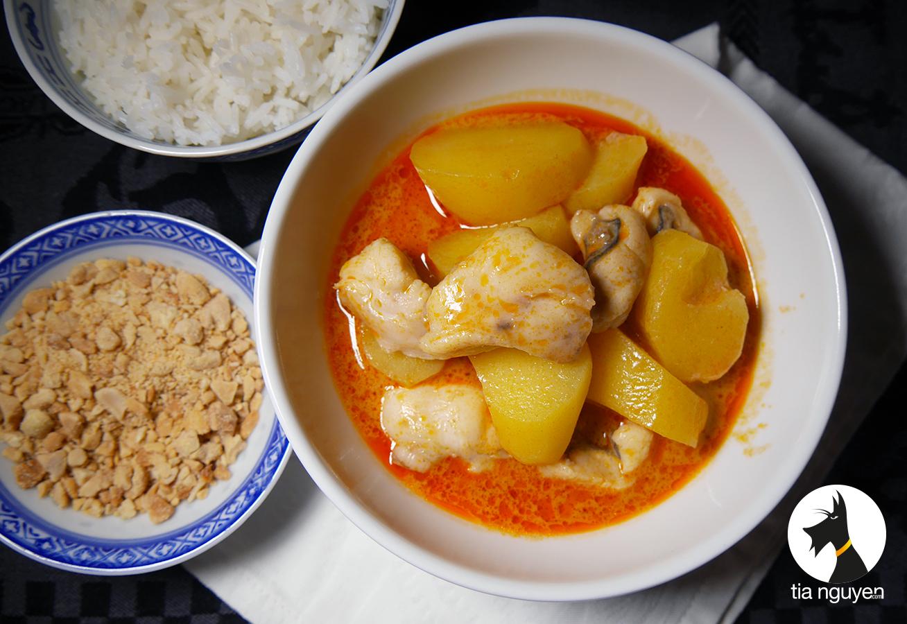 Joues de lotte au curry massaman cook expert magimix - Cuisiner des joues de lotte ...